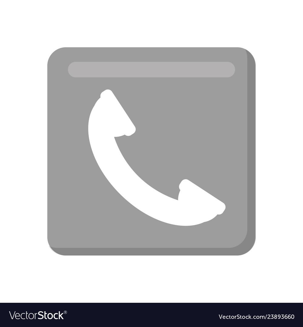 Telephone service label