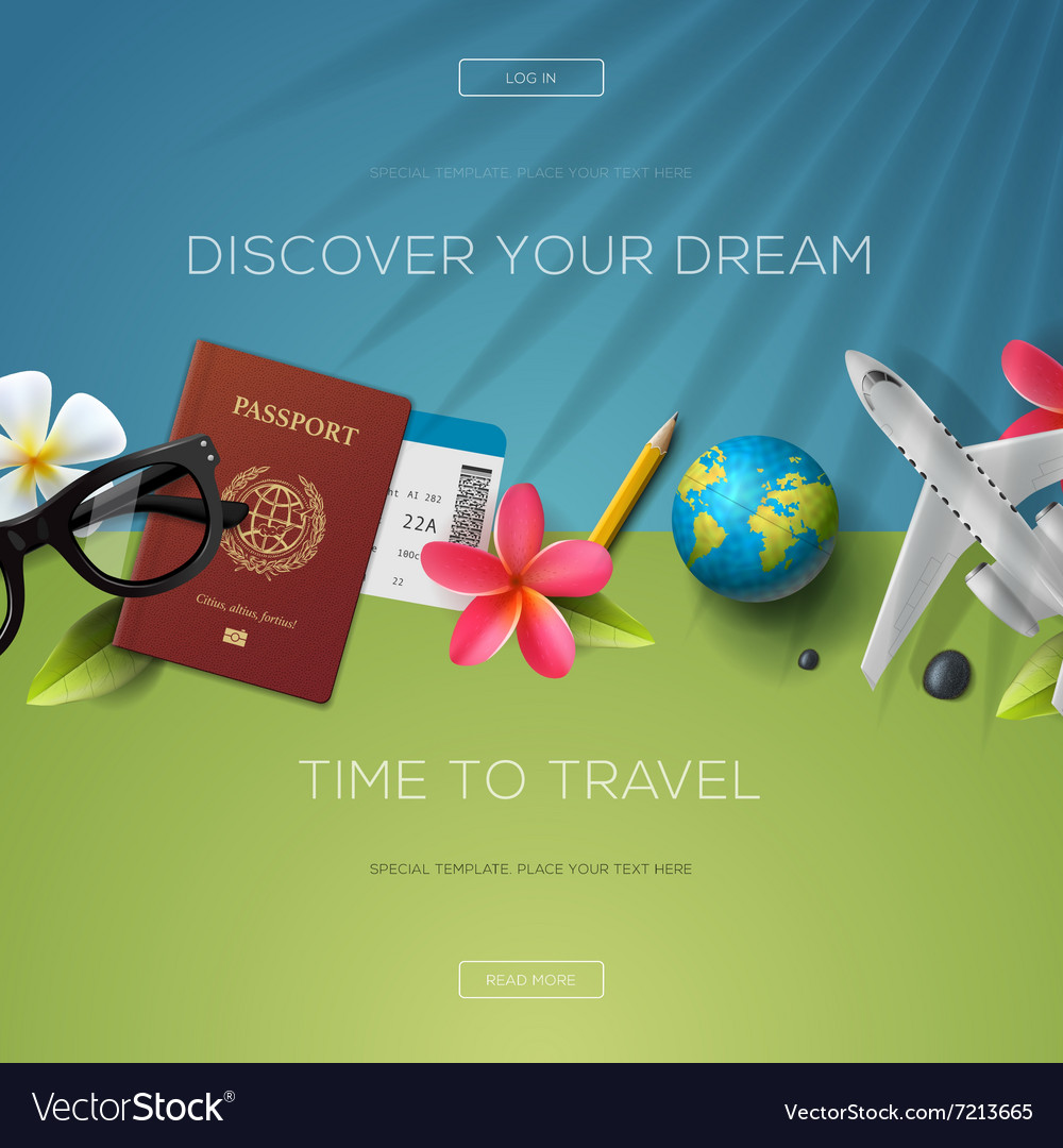 Discover your dream time to travel