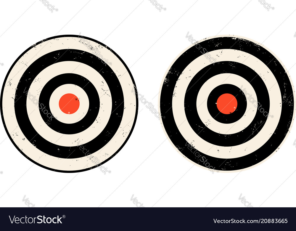Set icons targets