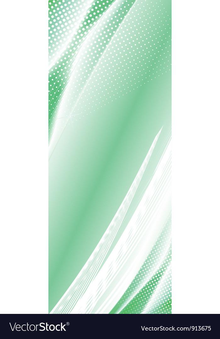 Smooth twist light vector image