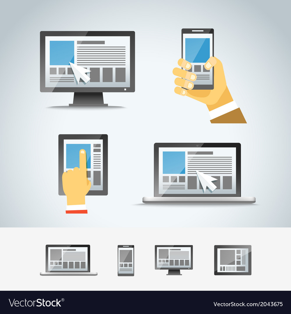 Using modern digital devices