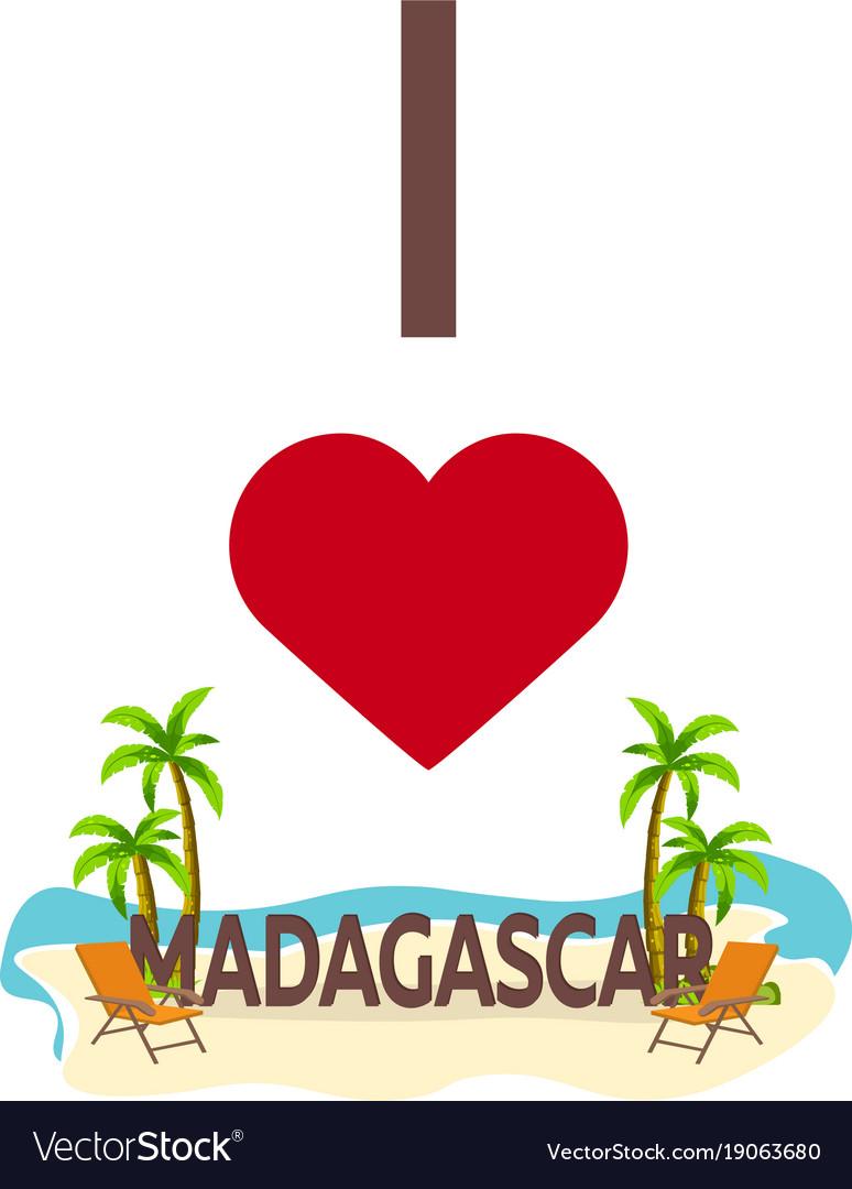 I love madagascar travel palm summer lounge