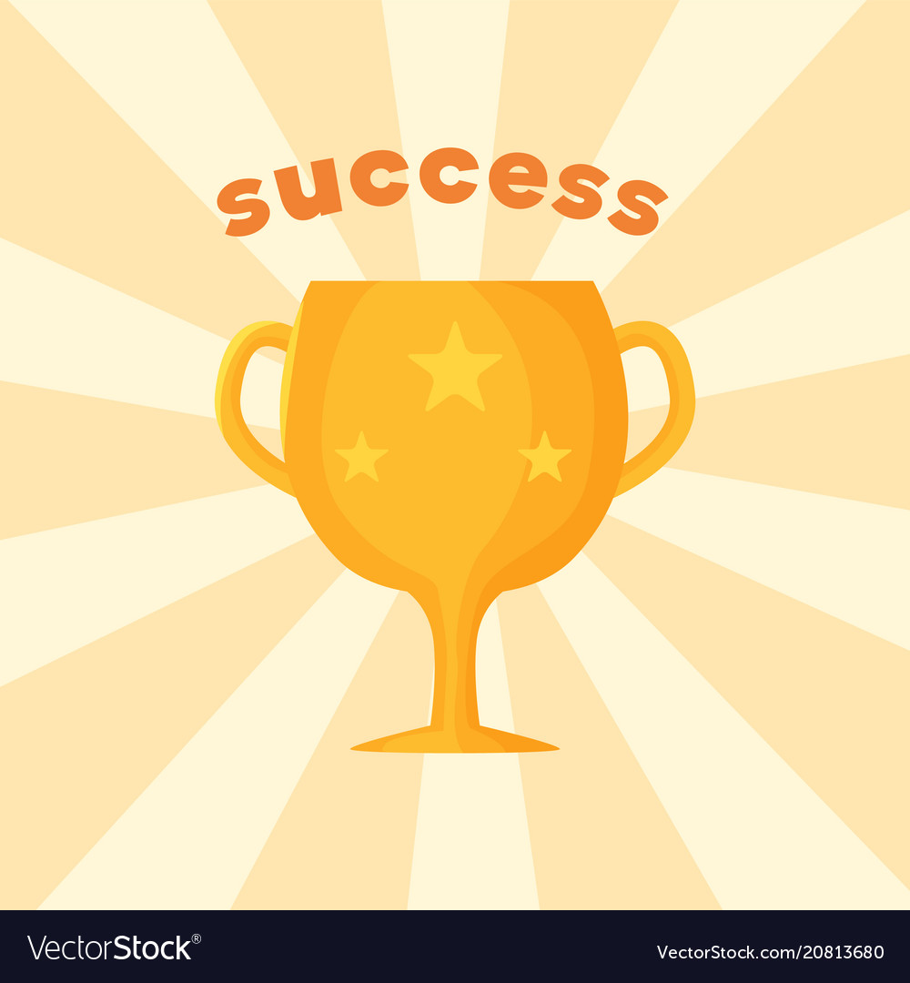Success template of prize