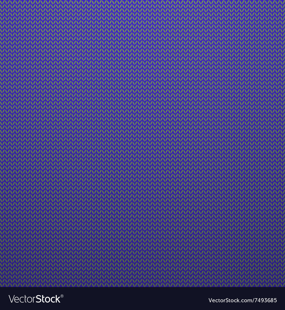 Knitted Style Seamless Pattern EPS10