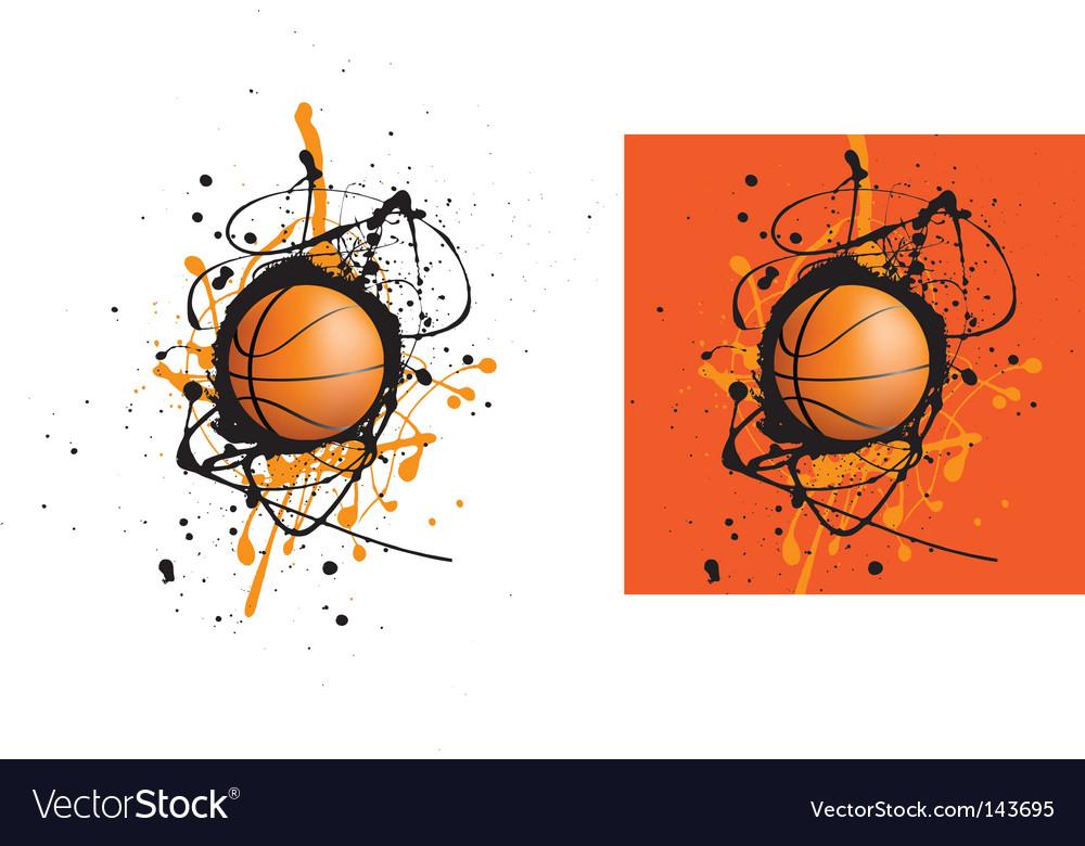 Basketball splat
