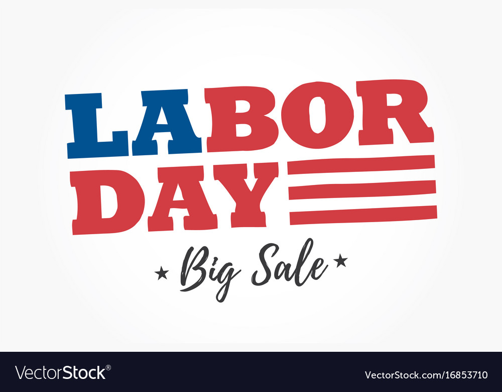 Labor-day-big-sale-logo