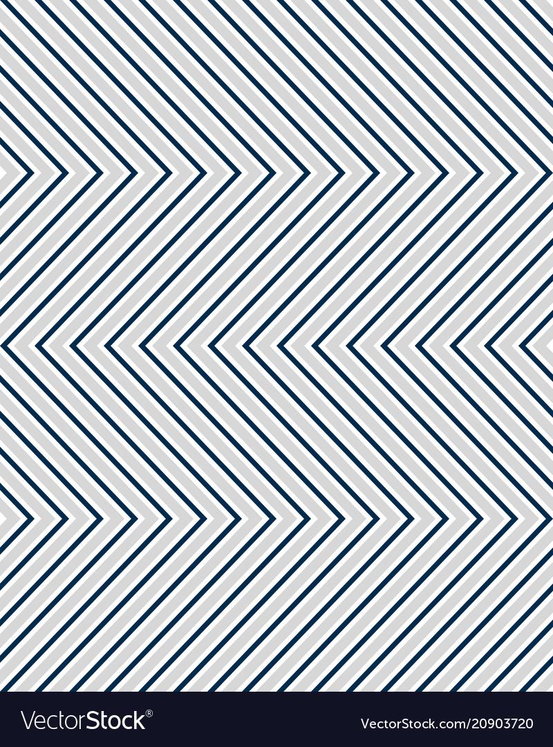 Zigzag line design elements
