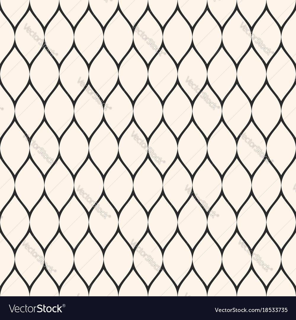 Fishnet Pattern New Decoration