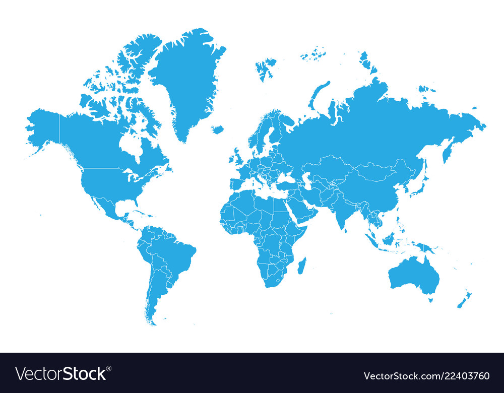 Detailed Map Of The World.Map Of World High Detailed Map World