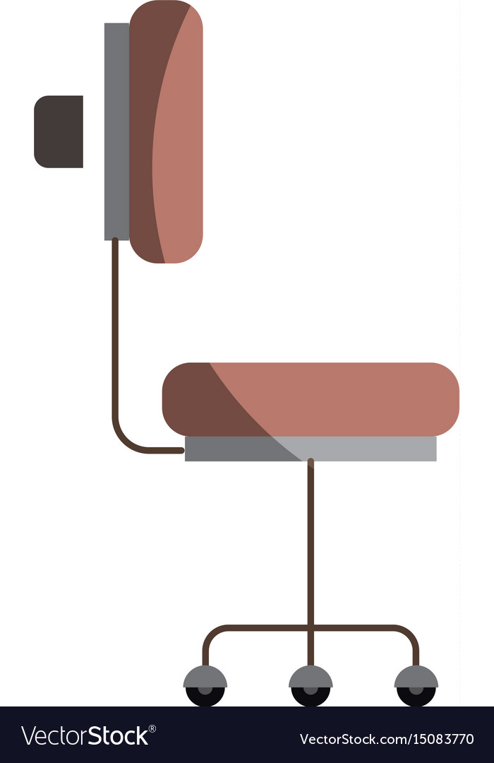 office chair side. Modren Office Colorful Graphic Of Office Chair Side View Without Vector Image Inside Office Chair Side
