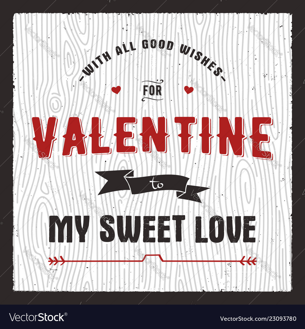 Happy valentines day card love graphics banner