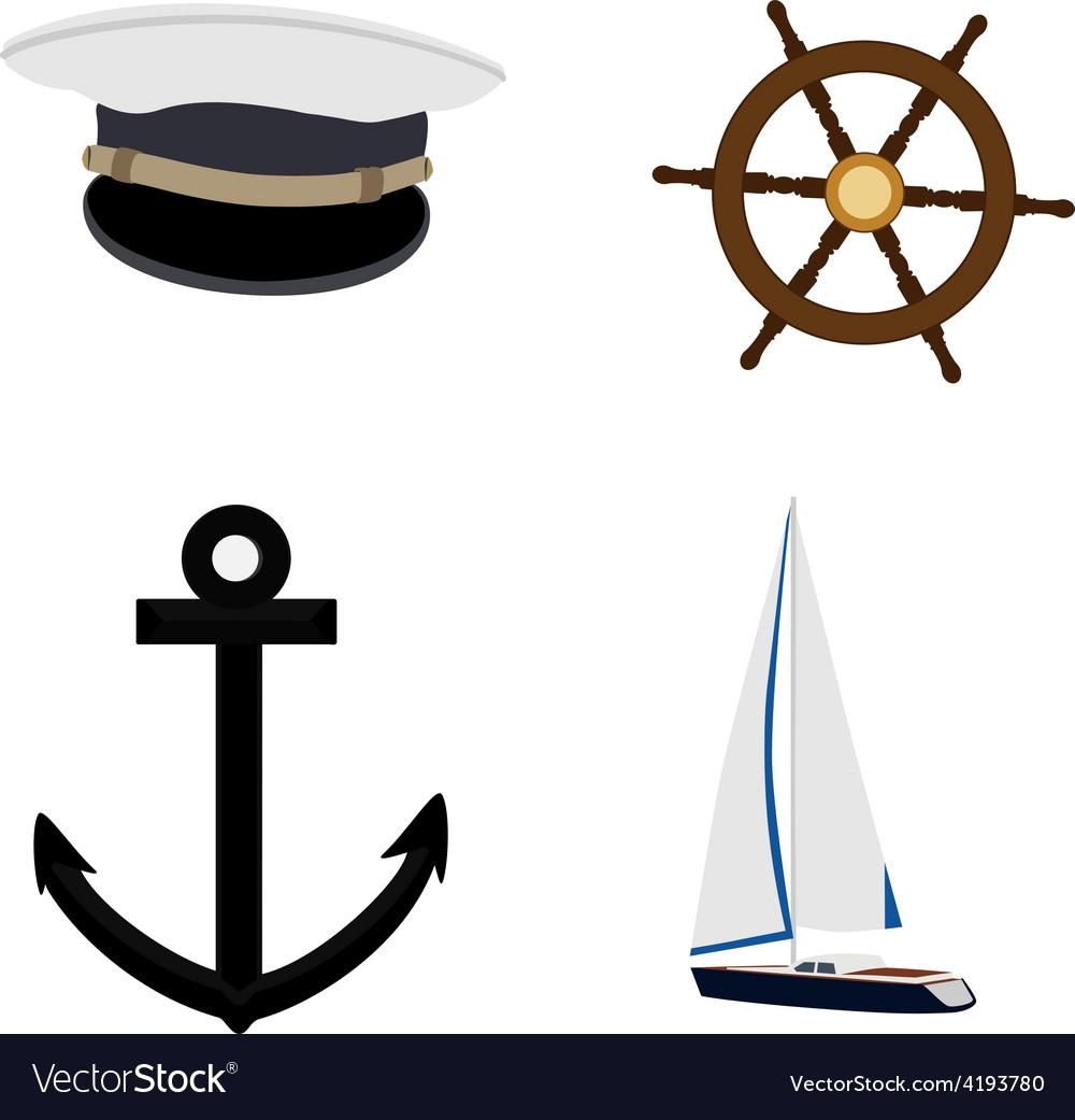 Navy set