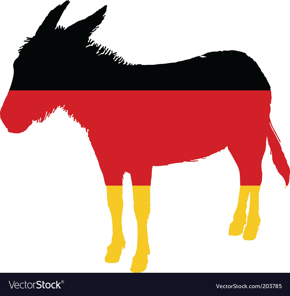 German donkey