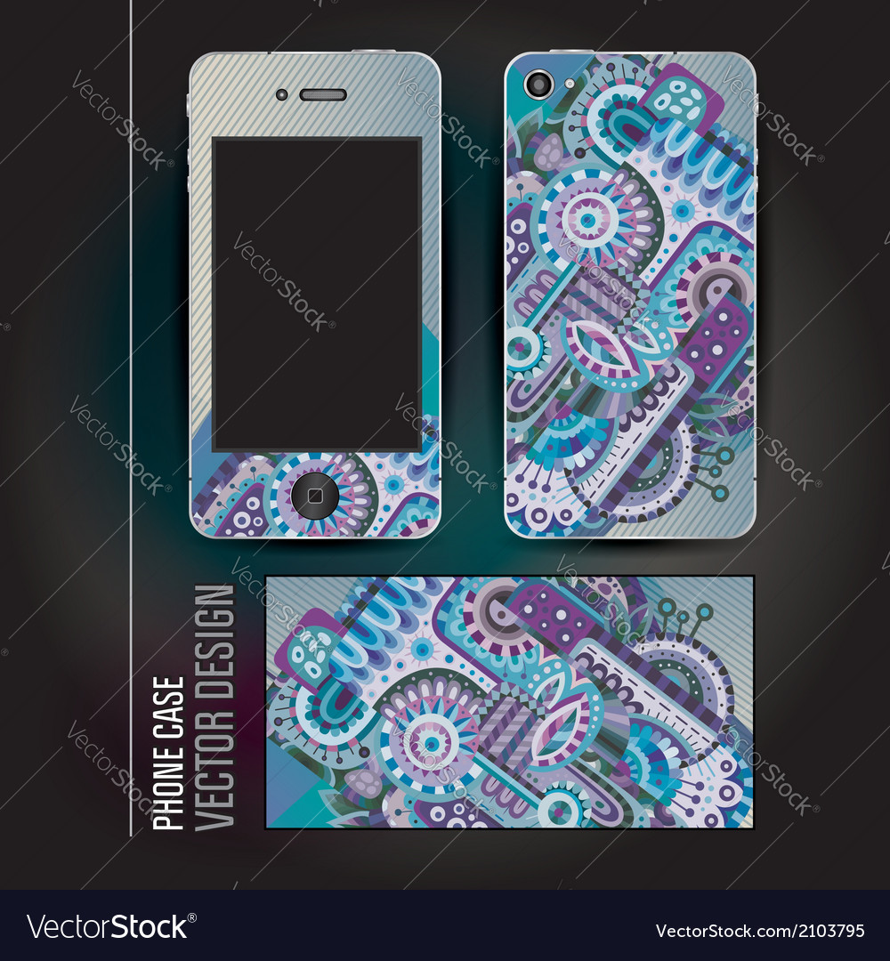 Abstract cover or sticker background