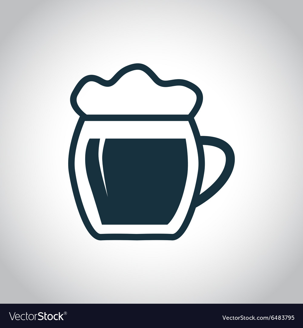 Black beer icon