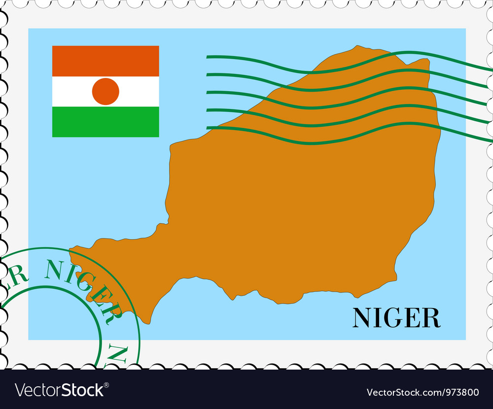 Mail to-from Niger
