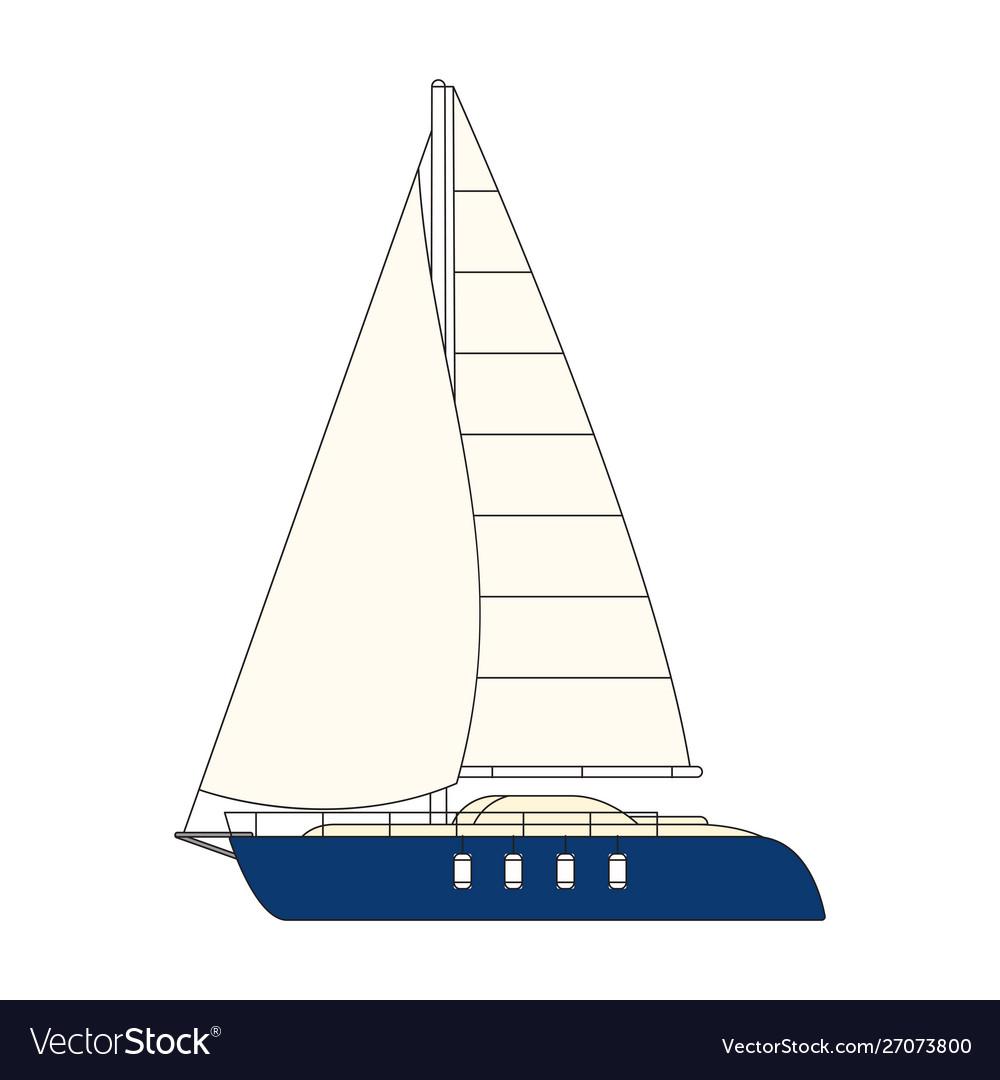 Sailing Clip Art