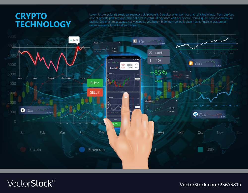 Crypto online commerce mining bitcoin technology