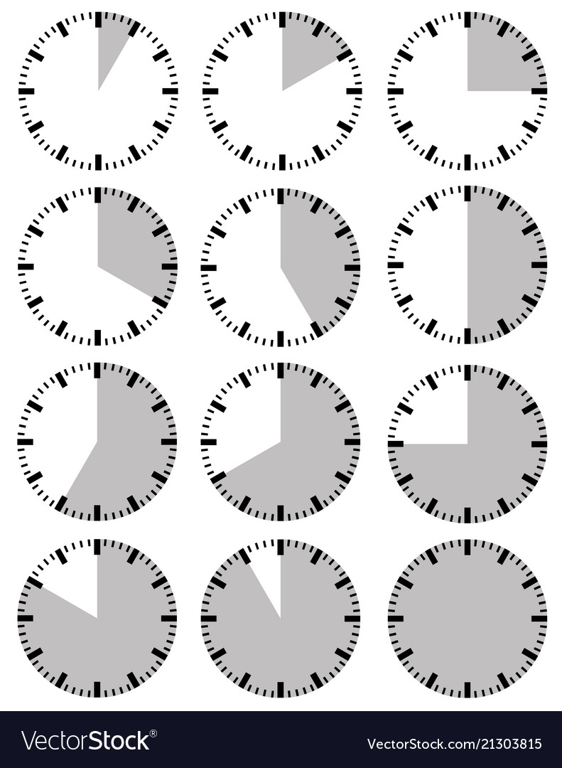 Different timers