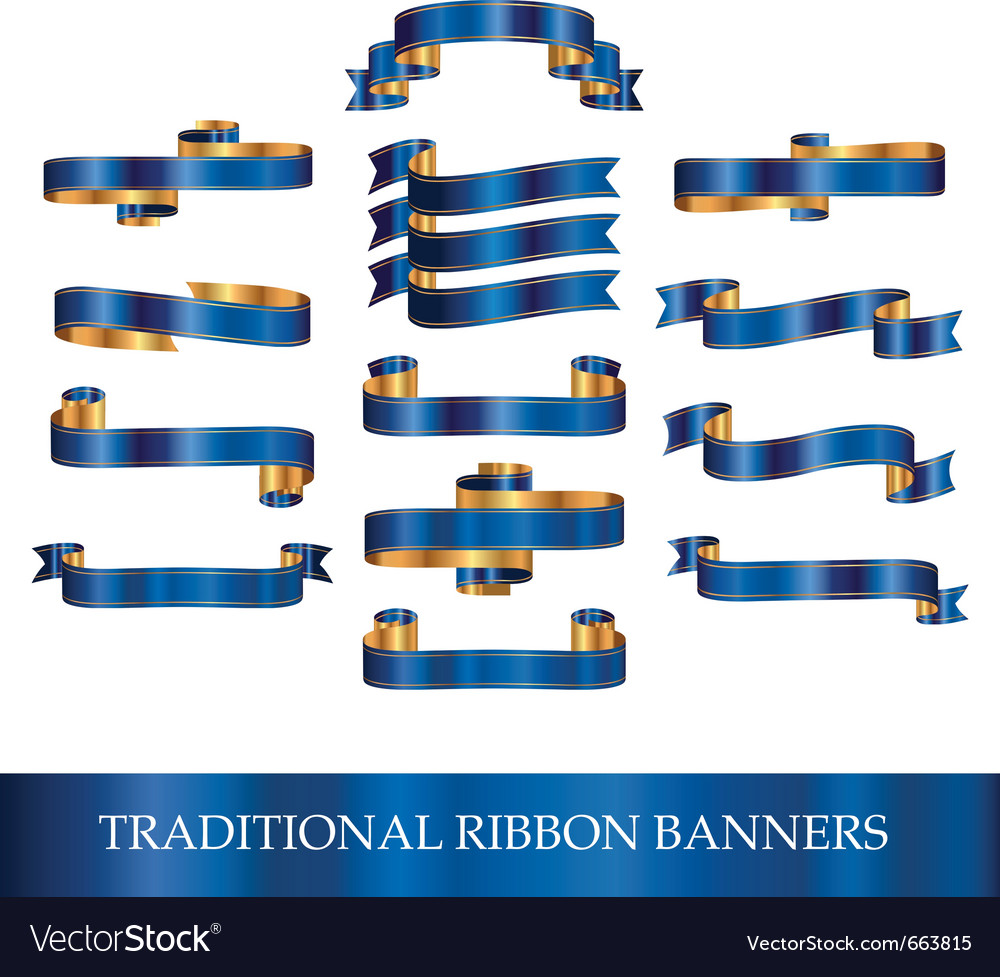 Ribbon Banners Collection