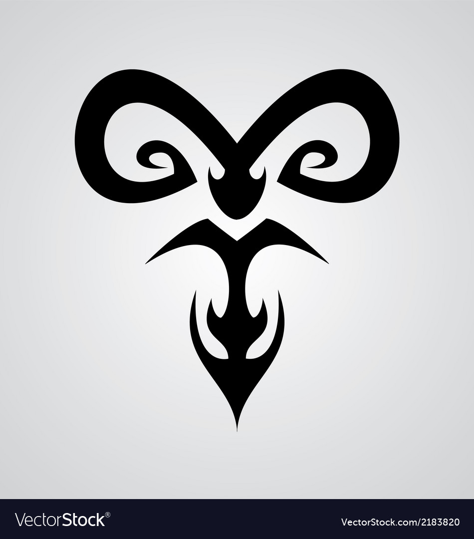 d88266ce37096 Tribal & Aries Vector Images (76)