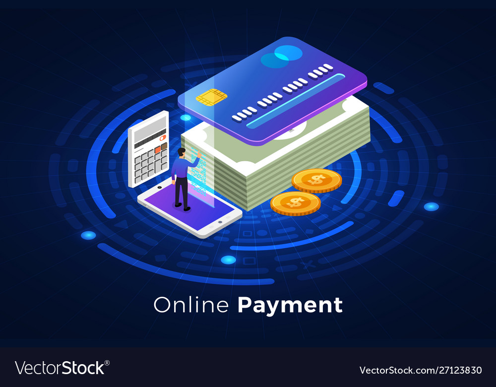 Online payment technology