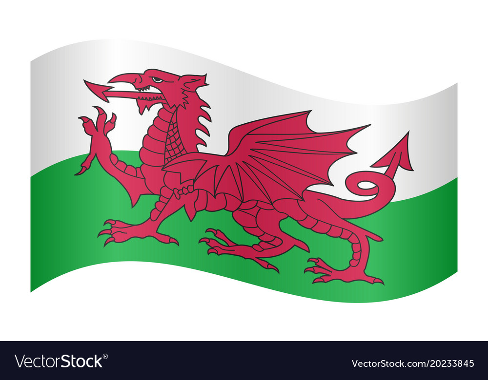 https://cdn1.vectorstock.com/i/1000x1000/38/45/flag-of-wales-waving-on-white-background-vector-20233845.jpg