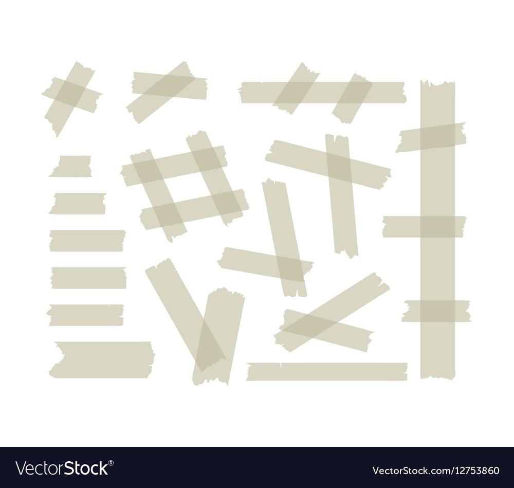 Adhesive Tape Set