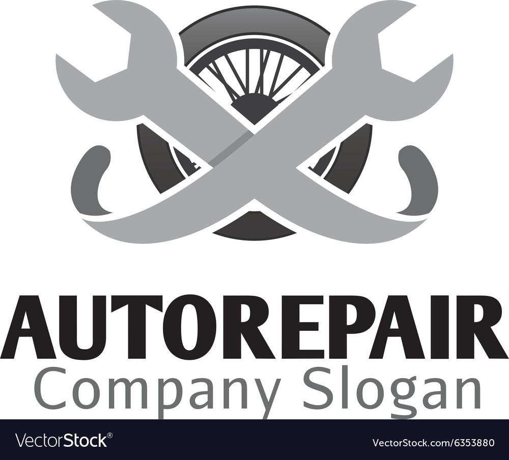 Logo design design vector image