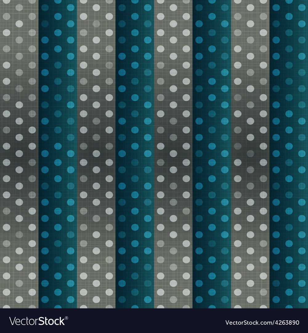 Abstract metal point seamless pattern