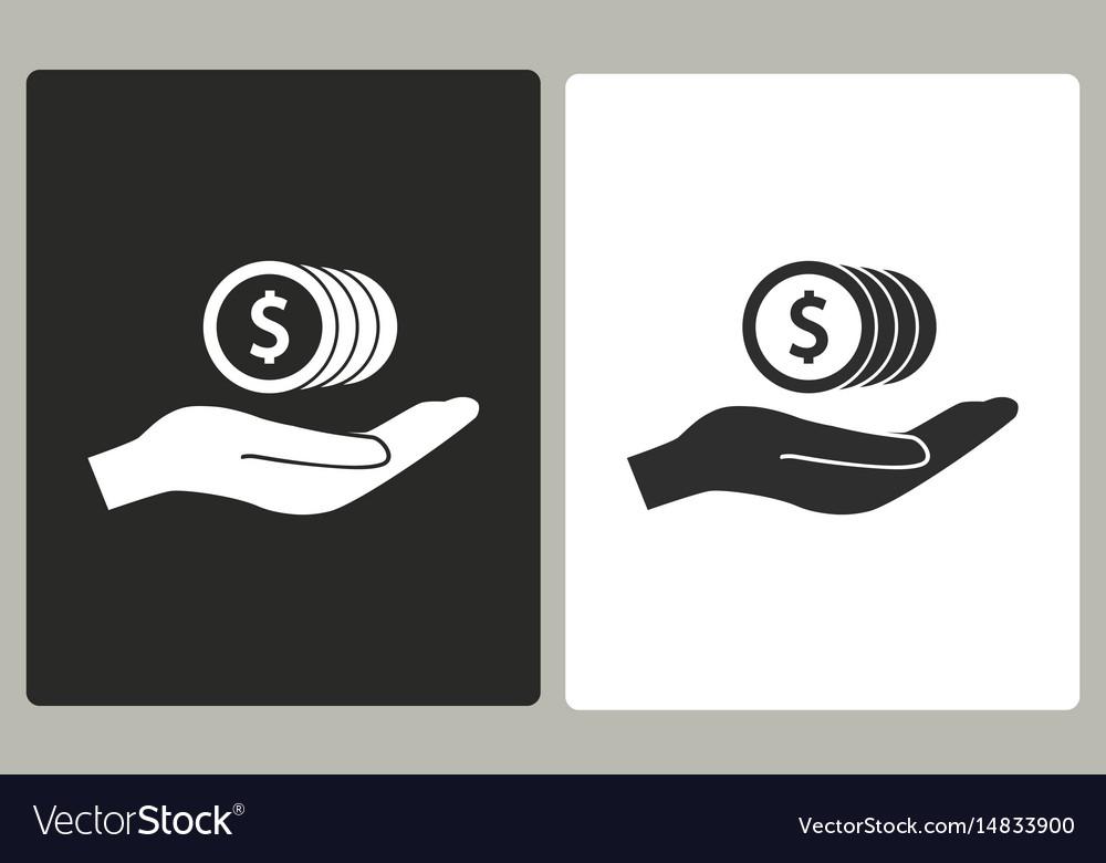 Cash on hand - icon