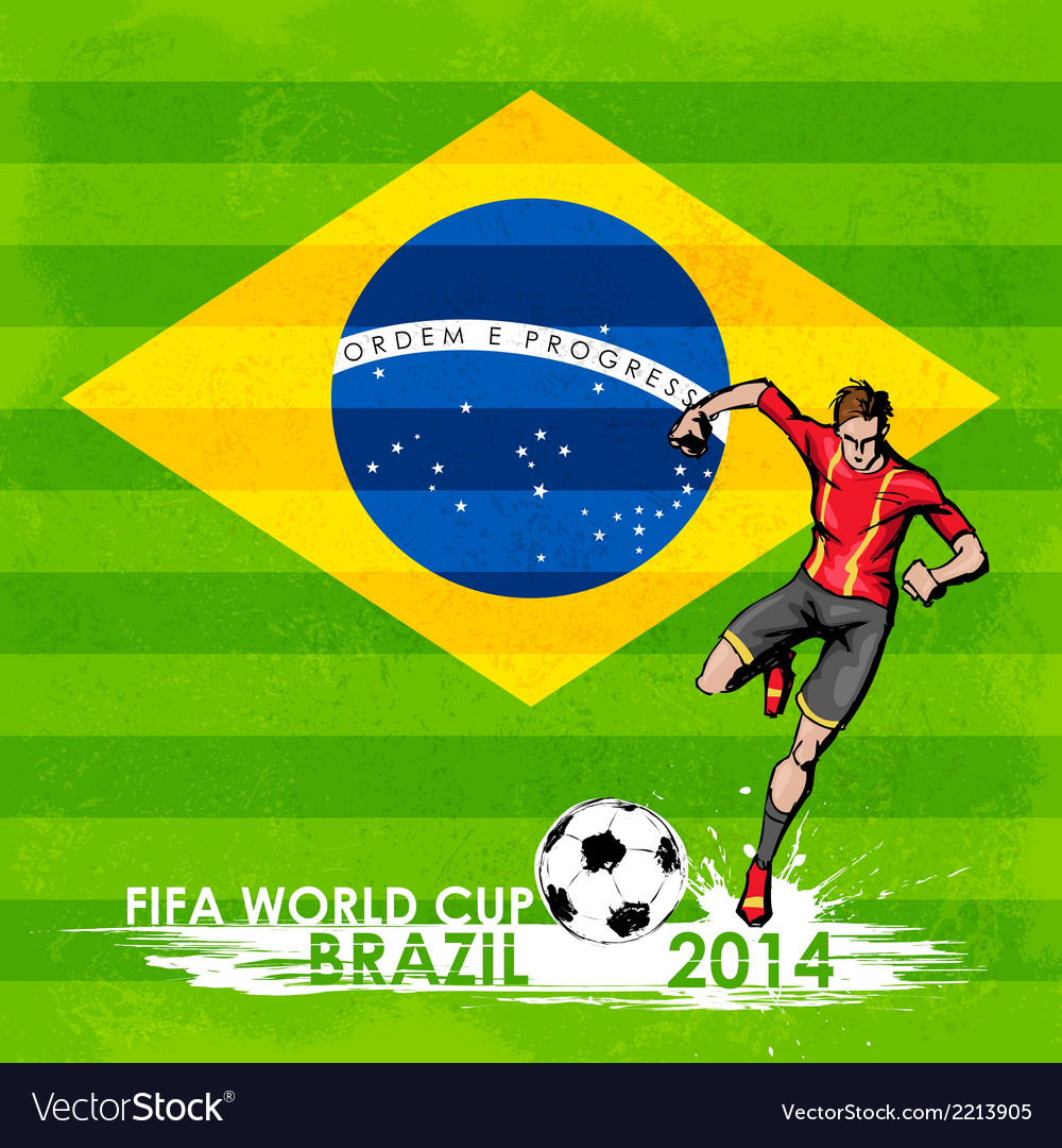 FIFA World Cup background