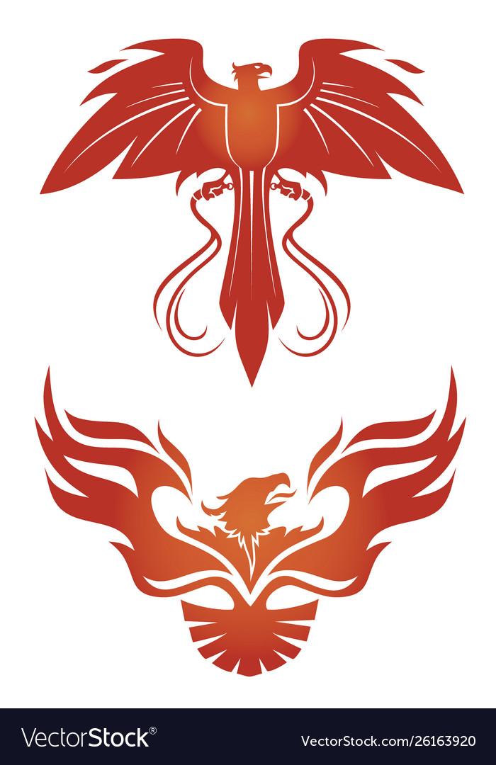 Phoenix emblems