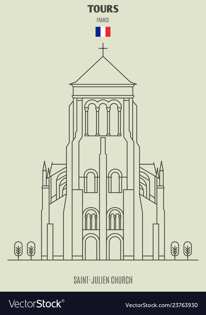 Saint-julien in tours