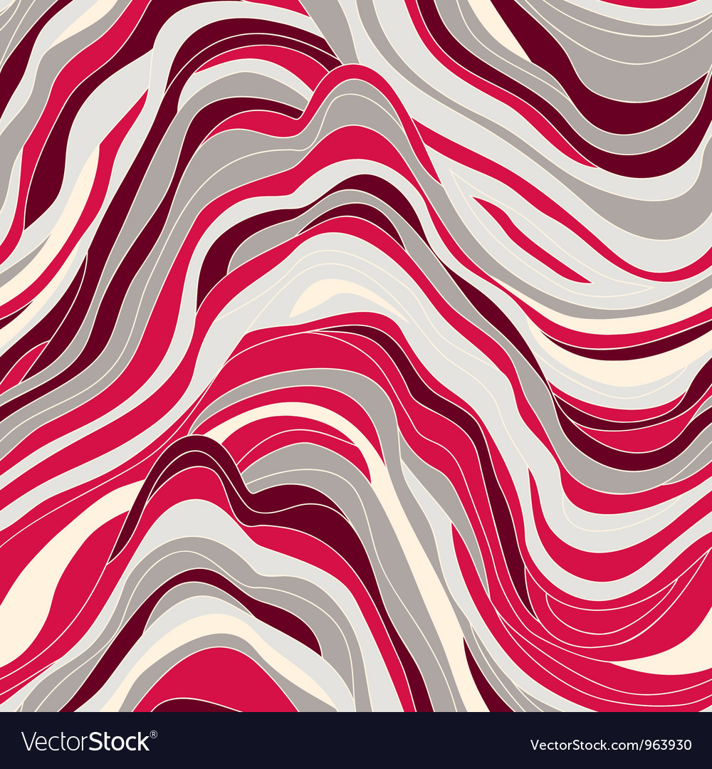 Seamless texture with waves