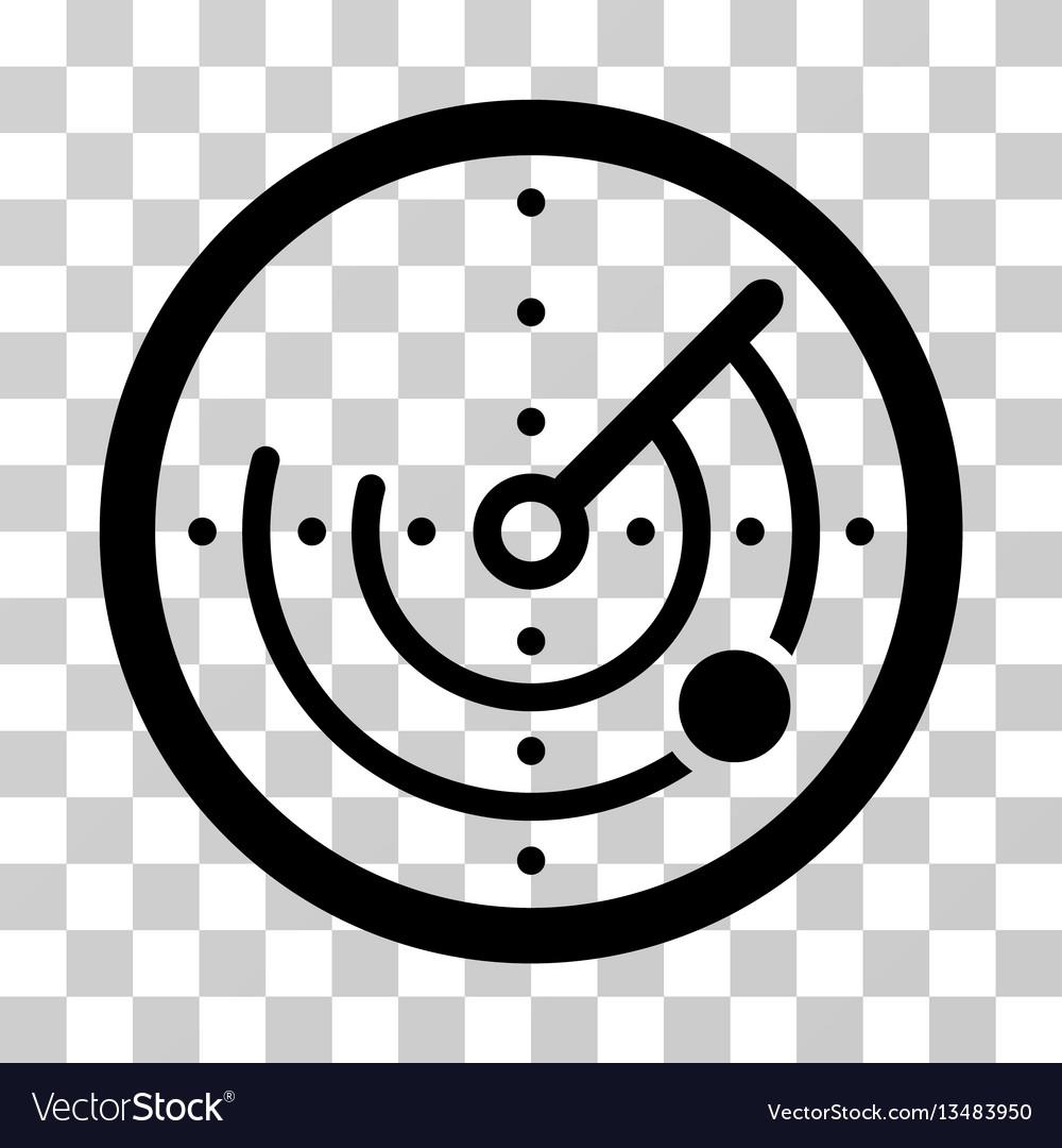 Radar Icon Royalty Free Vector Image Vectorstock