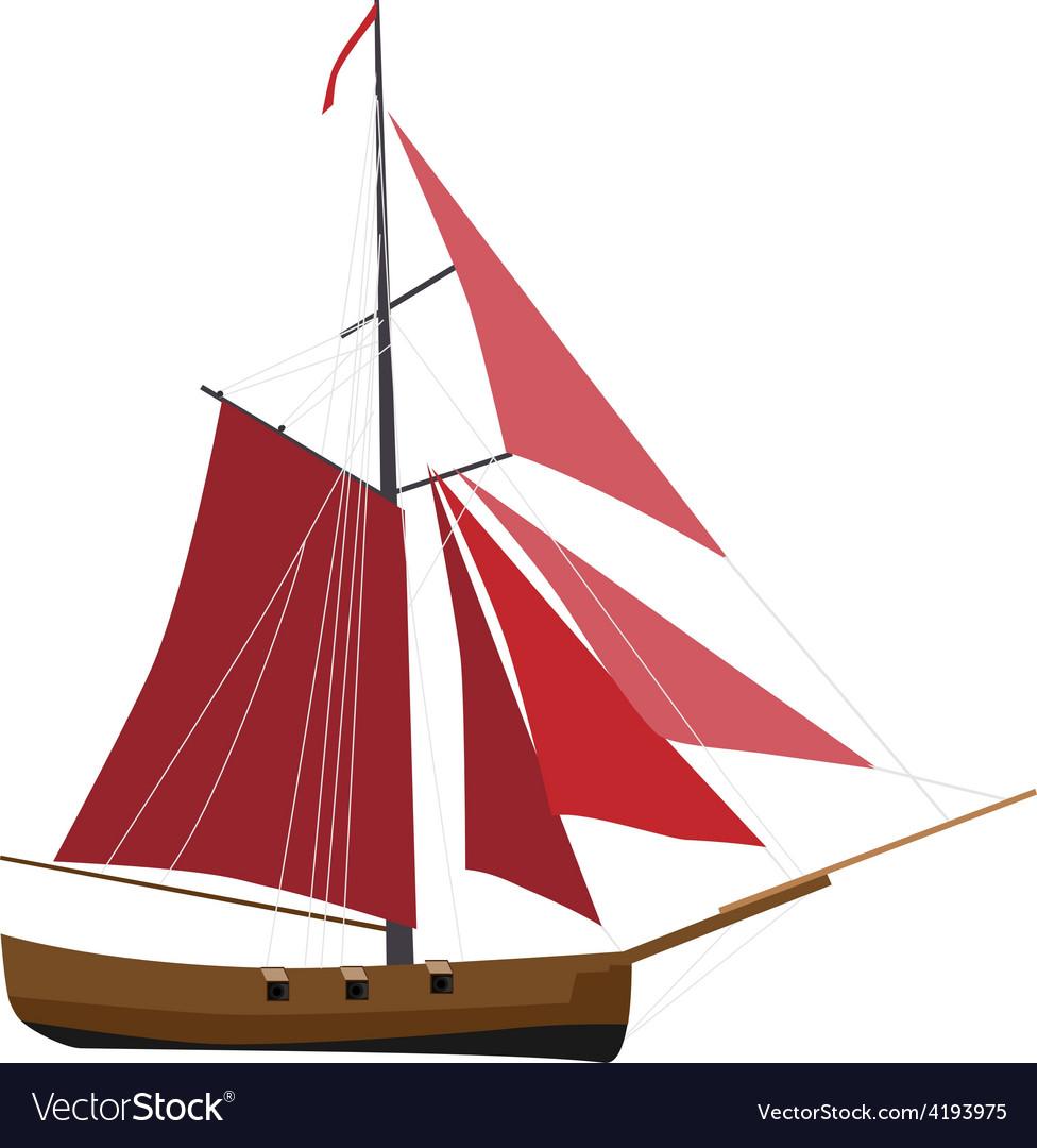 Sloop ship