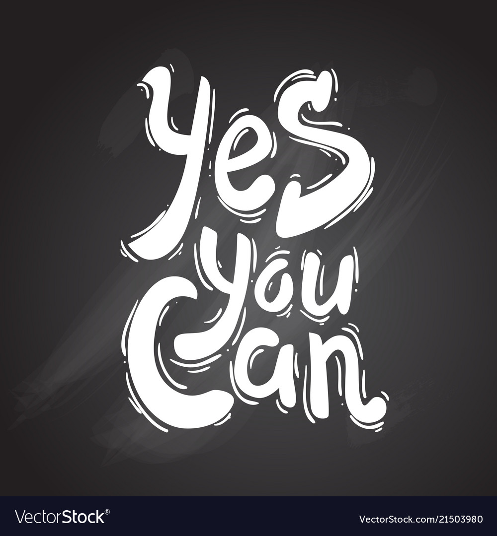 Yes you can hand drawn lettering