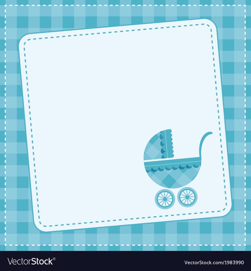 Baboy announcement card
