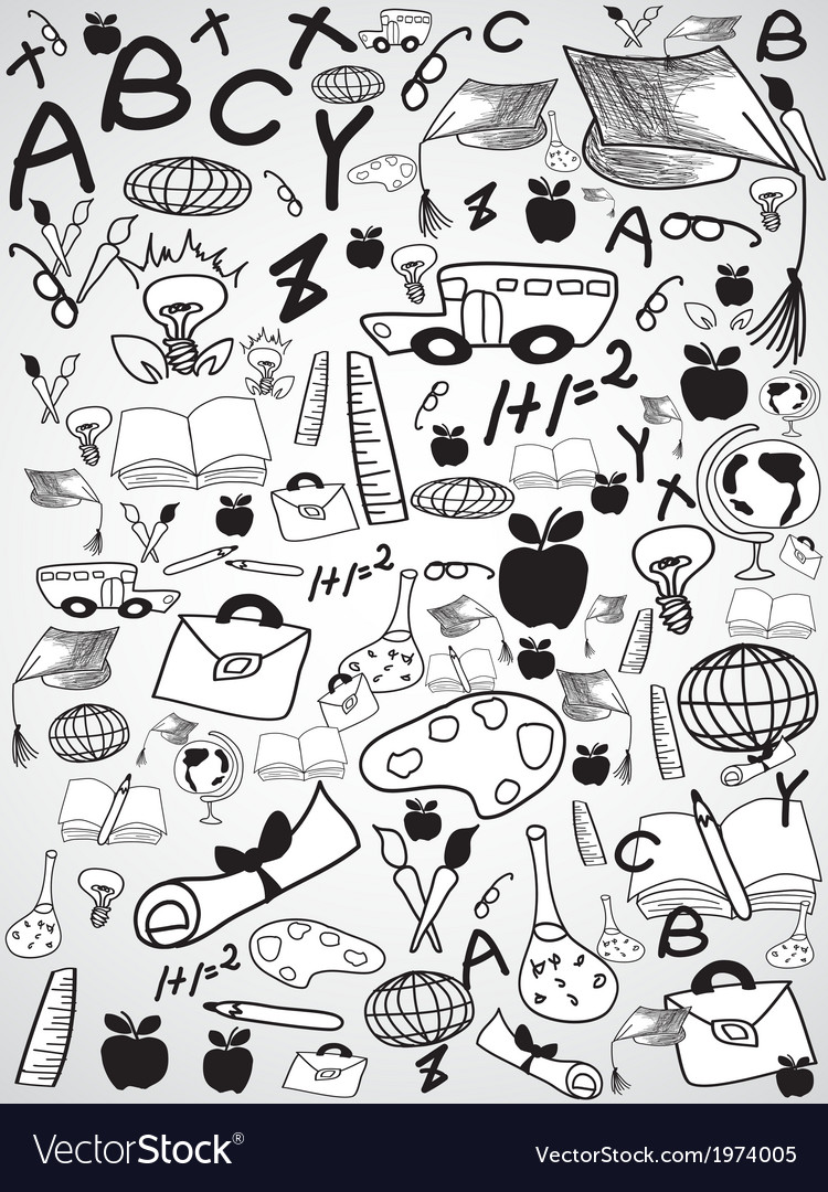 Doodle education background