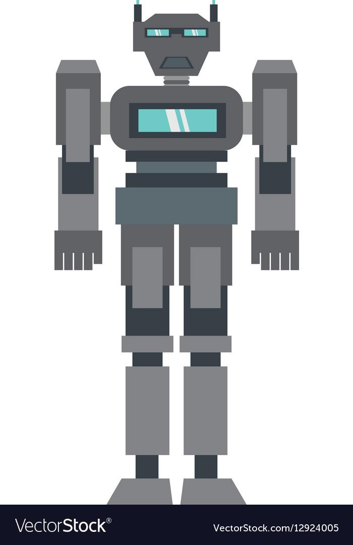 Robot machine science technology