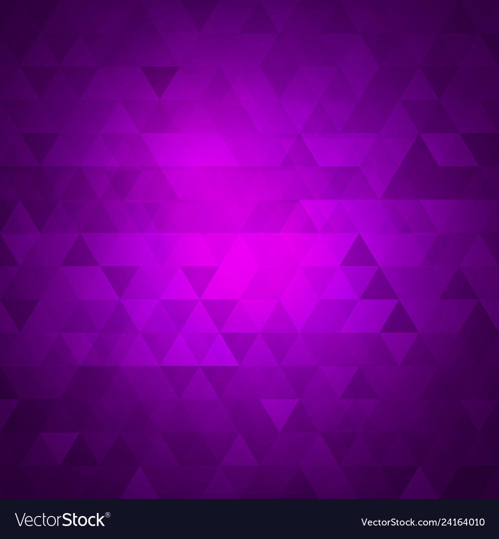 Abstract textured triangle polygonal background