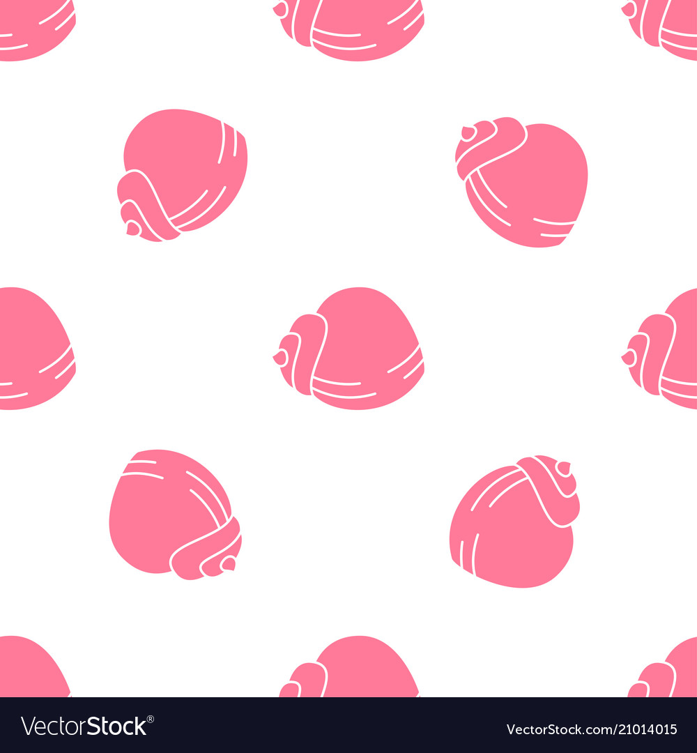 Simple pattern with shells