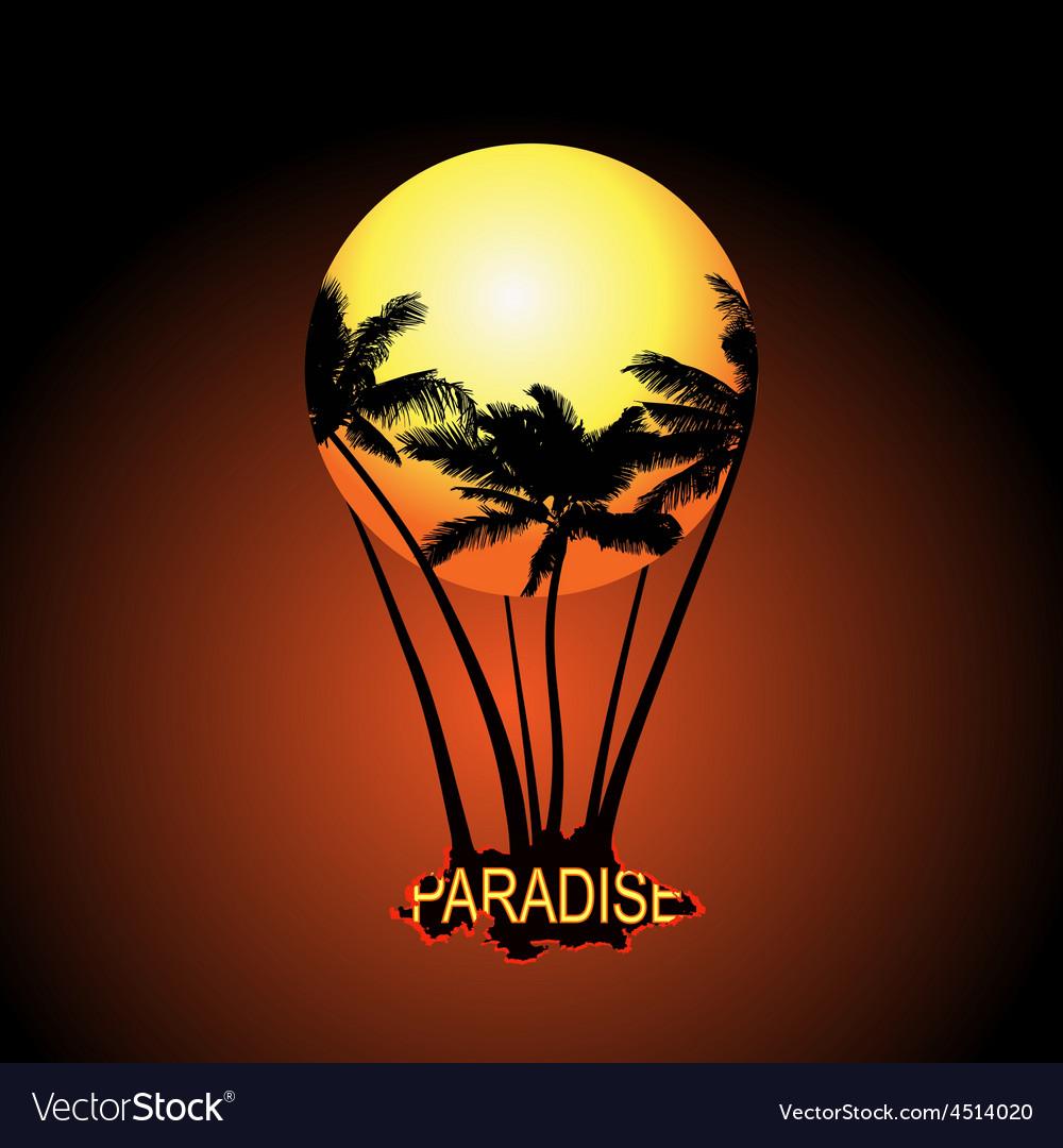 Paradise Balloon