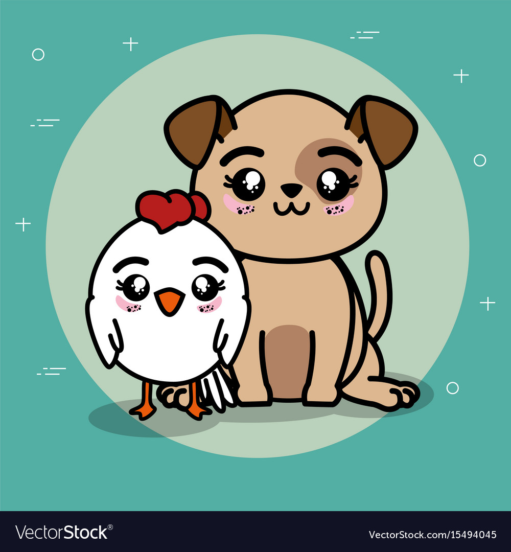 Cute and lovely animals cartoon