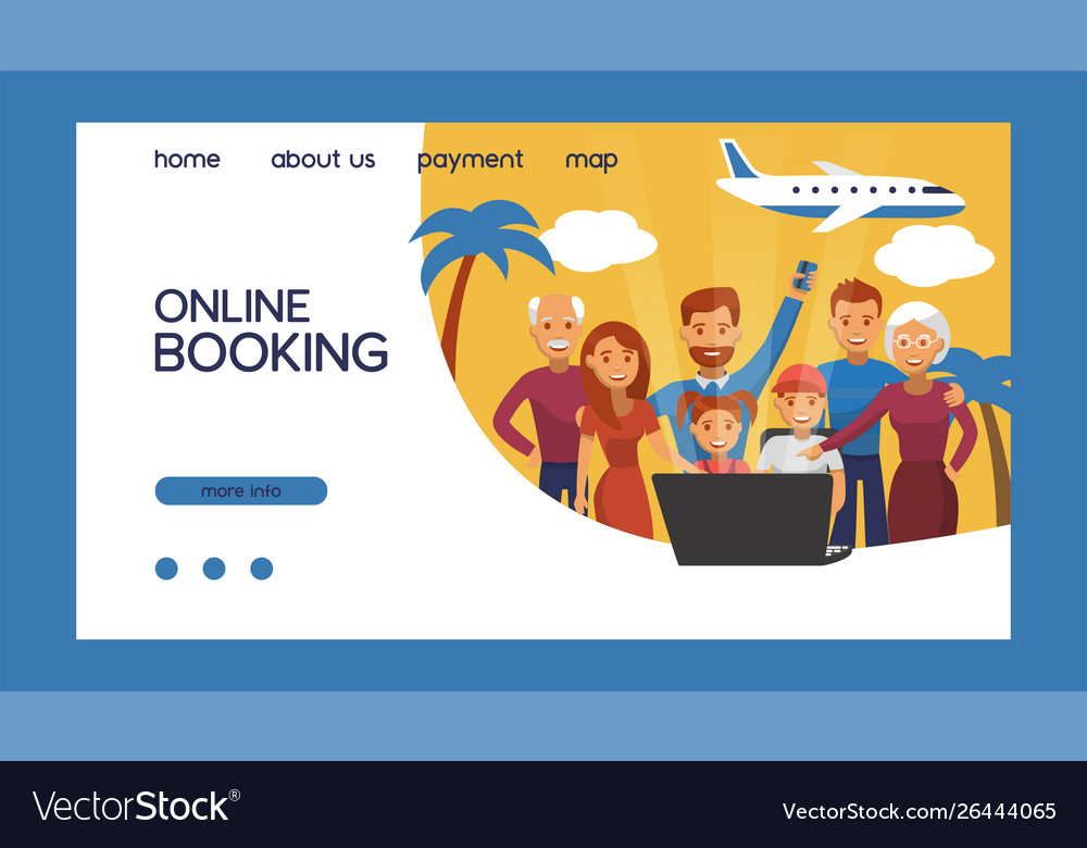 Airline tickets online booking