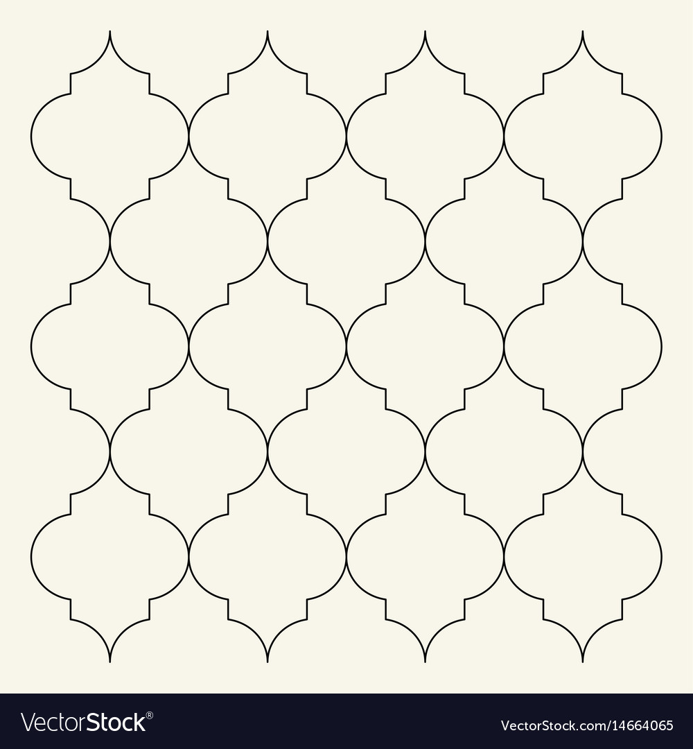 Pretty Moroccan Tile Template Images >> Moroccan Pattern Use The ...