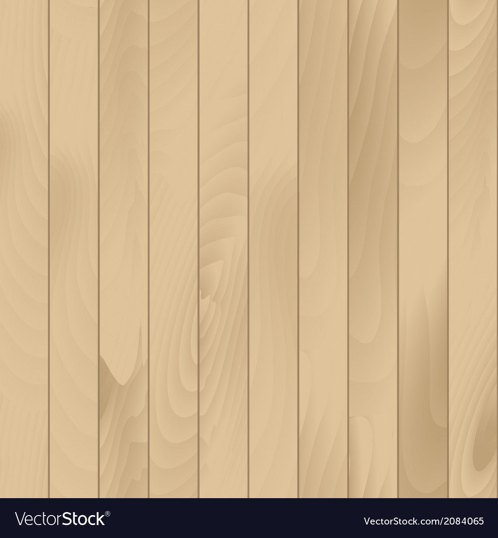Seamless Wood Plank Texture Background