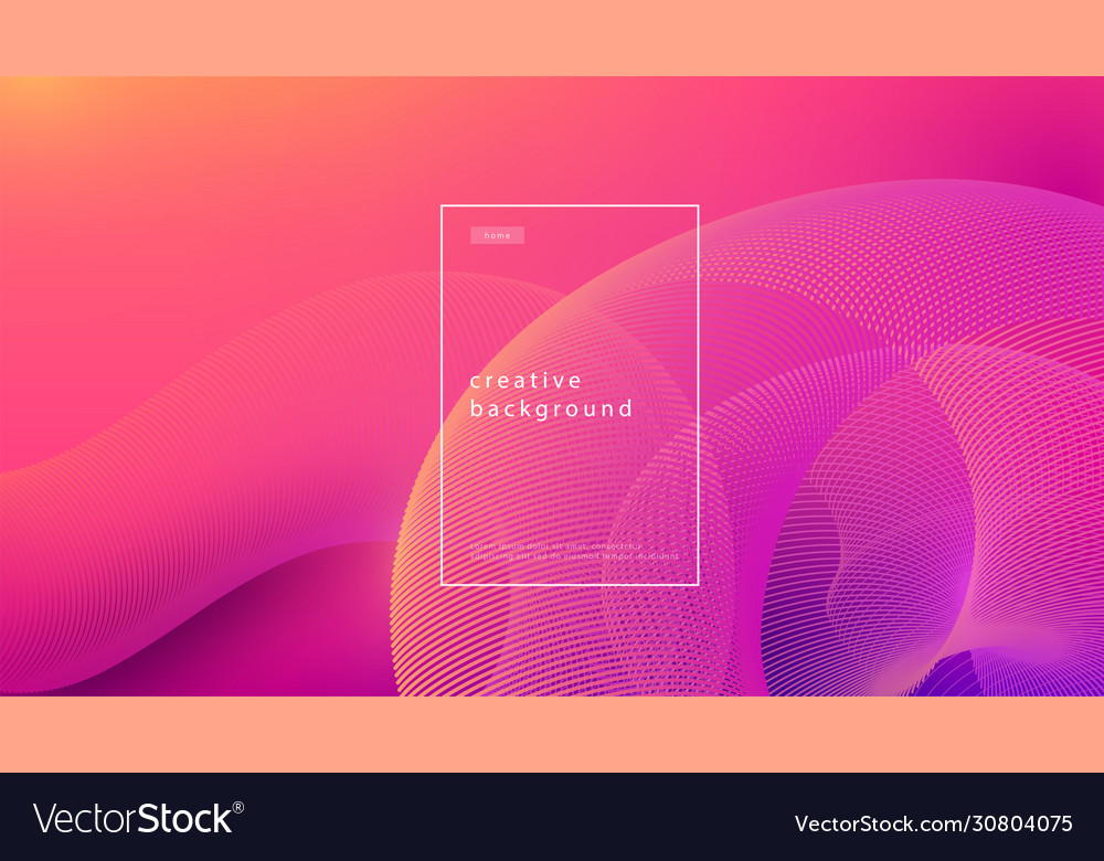 Abstract background pink design fluid flow
