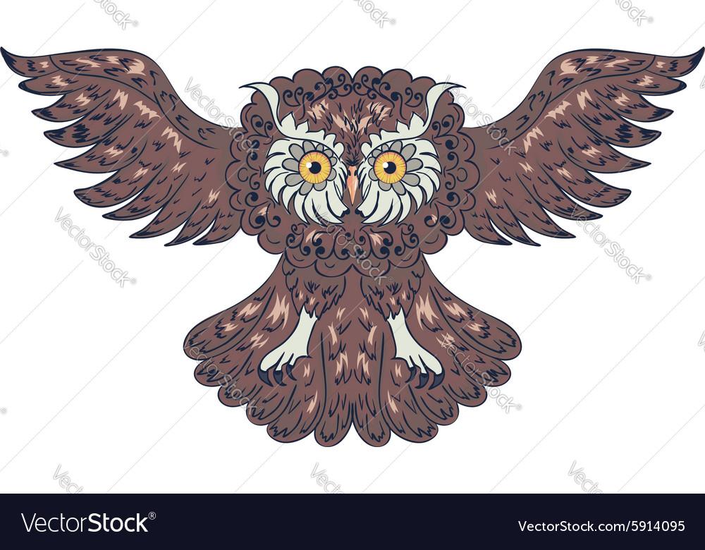 Ornamental Owl2